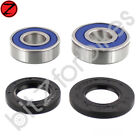 Wheel Bearing and Seal Kit Rear ABR Honda XLR 125 R 1998