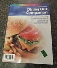 Weight Watchers Core Plan Dining Out Food Companion EUC 2004 Fast Restaurant