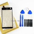 NEW For Sony Xperia C4 Dual E5303 Touch Screen Digitizer Glass Replacement BLACK