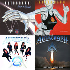 Autograph: 4 Audio CD Studio Albums Sign In Please + That's The Stuff + More!