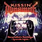 Kissin' Dynamite - Generation Goodbye - Dynamite Nights (bluray+2cd) NEW 3 x CD