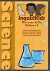 InquisiKids Discover  Do Science Level 3 DVD Sonlight