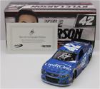 BRAND NEW SIGNED 2017 KYLE LARSON #42 CREDIT ONE BANK AUTOGRAPHED 1/24 CAR