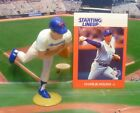 1988  CHARLIE HOUGH - Starting Lineup - SLU - Card & Figure - TEXAS RANGERS