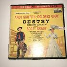 VINTAGE REEL TO REEL TAPE Destry Rides Again Original SOUND TRACK Andy Griffith