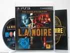 L.A. NOIRE - THE COMPLETE EDITION    ~Playstation 3 Spiel~