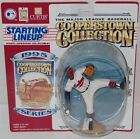 1995 Satchel Paige Cleveland Indians Cooperstown Starting Lineup Action Figure