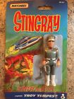 Stingray Matchbox 1992 Figures Troy Tempest Moc Xmas