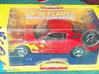 GREENLIGHT 2005 FORD MUSTANG GT CUSTOM 1 24 UP IN FLAMES