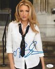 BLAKE LIVELY SIGNED GOSSIP GIRL 8X10 PHOTO JSA AUTHENTICATED # 1