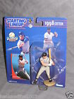 Larry Walker Starting Lineup 1998 MLB Extended Series Figure Mint from Case