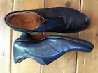 Think 40 US 9 95 Womens Black Leather Shoes