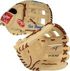 Kris Bryant Chicago Cubs Signed Rawlings Game Model Glove w 2016 NL MVP Insc