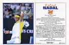 Rafael Nadal Tennis Cards, Rookie Cards and Autographed Memorabilia Guide 12