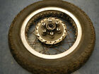 REAR WHEEL TIRE RIM HUB 1976 HONDA GOLDWING GL1000 GL 1000 LTD 76