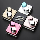 Contact Lens Portable Cute Plastic Travel Holder Storage Soaking Box Case Set