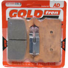 Rear Disc Brake Pads for Harley Davidson FLTC Tour Glide Classic 1988 1340cc