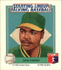 1988 Starting Lineup A's #12 Dave Parker