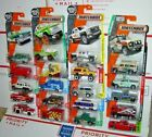 2016 2017 HOT WHEELS AND MATCHBOX TRUCKS AND VANS LOT OF 20 NO CARS