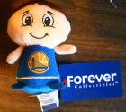 GOLDEN STATE WARRIORS PLUSH TEAMIE BEANIES NWT FOREVER 2015 NBA CHAMPIONS