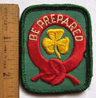 Rare Vintage 1974 77 Girl Scout 1st FIRST CLASS BADGE Pin Stripe Patch Insignia