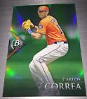Carlos Correa Signs Exclusive Autograph Deal with Topps, More Rookie Autograph Cards on the Way 11