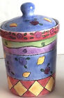 Sango SWEET SHOPPE Coffee Canister 7.75