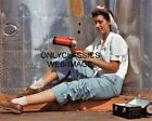 1942 GIRL WORKER Douglas Aircraft Company 8x10 PHOTO ROSIE THE RIVETER AVIATION