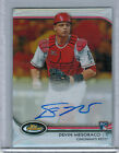 2012 Topps Finest Baseball Rookie Autographs Visual Guide 27