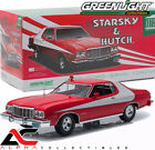 GREENLIGHT 19017 1:18 1976 FORD GRAN TORINO STARSKY AND HUTCH TV SERIES 1975 79