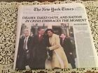 NEW YORK TIMES Obama INAUGURATION Collector Newspaper