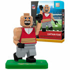 Tampa Bay Buccaneers Captain Fear Mascot NFL minifigure Oyo Sports NIB Bucs NIP