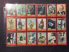 1977 STAR WARS Series 2 Trading Cards LOT of 66 w 11 Stickers VG+ to FN+ Topps