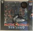 Storm Collectibles Special Edition Sub Zero Mortal Kombat Klassic Action Figure