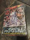 1979 TOPPS BUCK ROGERS UNOPEN BOX TRADING CARDS 36 PACKS FREE SH