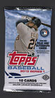 2013 Topps ML Baseball Trading Cards Series One Sealed Box Hobby