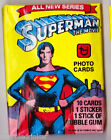 1978 Topps SUPERMAN The Movie Ser 2 Complete Set - Cards-Stickers-Foils-Wrapper