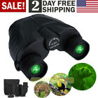 30x50 Zoom Day Night Vision Outdoor Travel HD Binoculars Hunting Telescope+Case