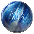 Storm Mix Blue Silver Bowling Ball