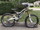 GT Fury Carbon World Cup Downhill Mountain Bike