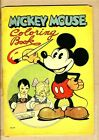 Mickey Mouse Coloring Book 871 1931 FR 10