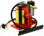 12 TON AIR OPERATED POWERED POWER OVER HYDRAULIC PORTABLE BOTTLE JACK LIFT