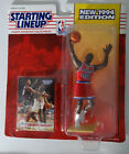1994 Starting Lineup Calbert Cheaney Washington Bullets Kenner Basketball Figure