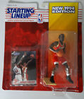 1994 Starting Lineup Stacey Augmon Atlanta Hawks Kenner NBA Basketball Figure