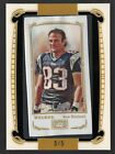 2009 Topps Mayo Mini Cloth #271 Wes Welker 3 5 PATRIOTS
