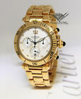 Cartier Pasha Chronograph 18k Yellow Gold 38mm Automatic Mens Watch 2111