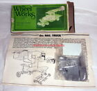Wheel Works WW 110 148 O Scale On3 Rail Truck Kit OOP