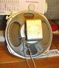 JENSEN ELECTRO DYNAMIC 8 INCH SPEAKER FOR YOUR VINTAGE RADIO WORKS WELL
