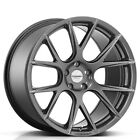 Set4 New 20 Vossen Wheels VFS6 Gloss Graphite Rims