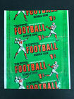 RARE One Cent 1956 Topps Football Wax Pack Trading Card FB Wrapper L@@K